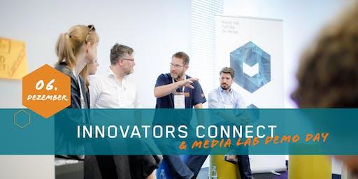 Innovators Connect Vol. 2 & MLB Demo Day