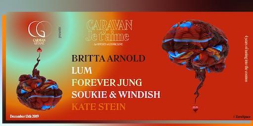 CARAVAN GITANE 4th Year Anniversary