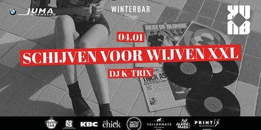 Winterbar Mirage Mechelen: Schijven voor Wijven XXL Gold edition | Kuub