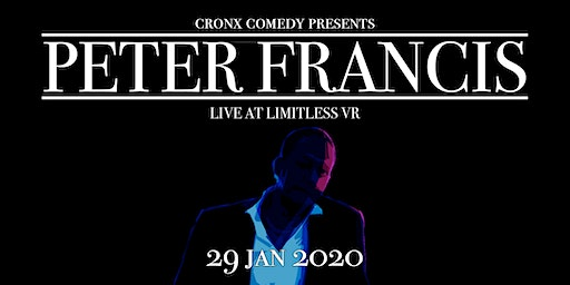 Peter Francis Live