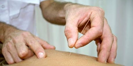 Introduction to Dry Needling Oct'20 - CPD tickets