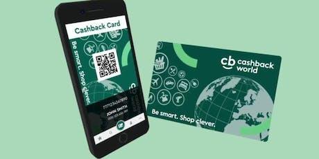 Apoyo A Pymes: Arranca la Experiencia Cashback tickets