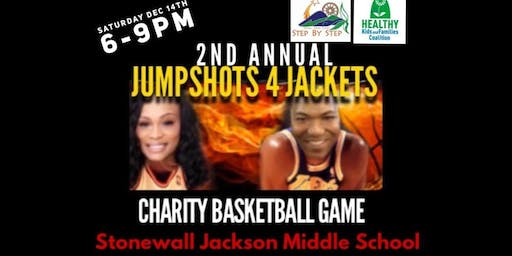 2nd Annual Jumpshots for Jackets Charity Basketball Game
