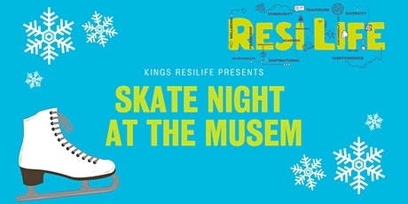 Skate Night at the Museum tickets