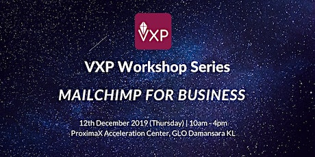 [Workshop] - Mailchimp For Business tickets
