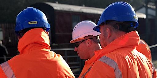 Rail Track Engineering - New Careers Open Day - Burslem Centre