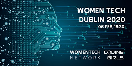 WomenTech Dublin 2020 (Partner Tickets) tickets