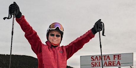 The skiing monk - Furchtlosigkeit und Selbstvertrauen Tickets