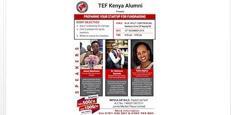 Investor Mobilisation Training- TEF Kenya Alumni tickets