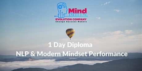 1 Day Diploma in NLP & Modern Mindset Performance tickets