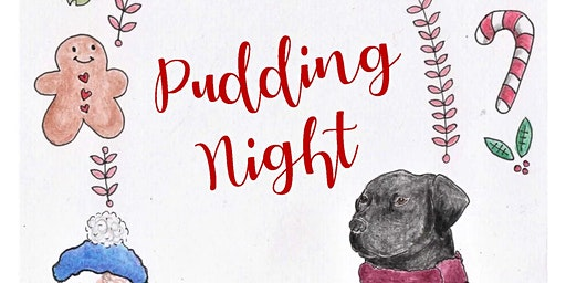 Pudding Night in aid of Hearing Dogs for Deaf People
