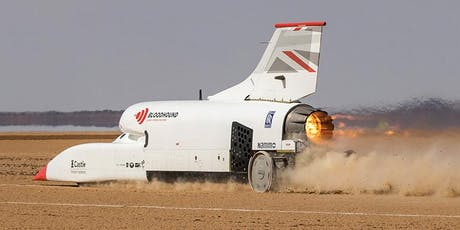 Bloodhound LSR returns from high speed testing tickets