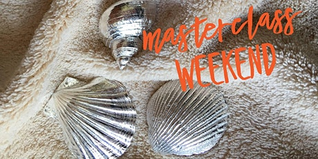 Silver Clay Jewellery Masterclass Weekend tickets