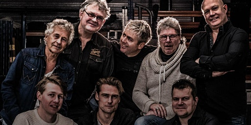 Tribute To The Cats Band in Steenwijk (Overijssel) 13-11-2020