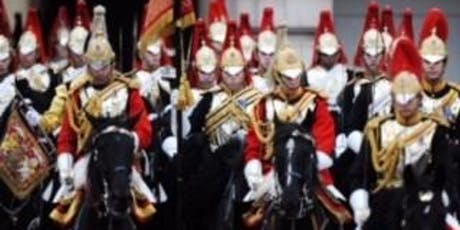 Household Cavalry, Best of Both Worlds Operational and C eremonial tickets
