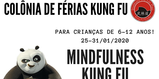 COLÔNIA DE FÉRIAS KUNG FU