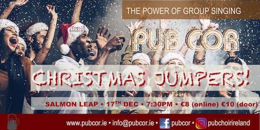 Pub Cór  LEIXLIP (CHRISTMAS!) 17th December  @Salmon Leap