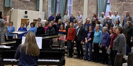 Come along to our January Hallé Singing Meet-Up! tickets