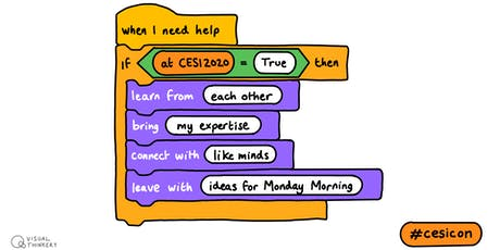 """CESI Conference 2020 - """"Our Evolving Learning Landscape"""" (Saturday) #cesicon tickets"""
