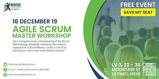 Free Agile Scrum Workshop