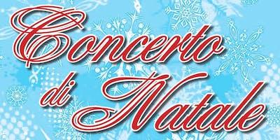 Concerto di Natale - Corpo Musicale Città di Settimo Torinese