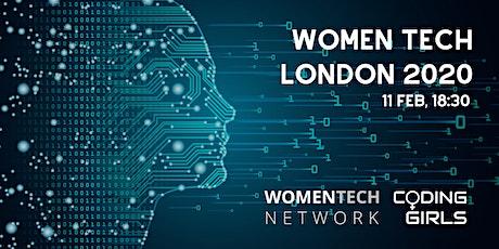 WomenTech London 2020 (Partner Tickets) tickets