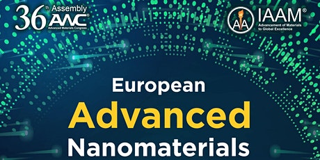 European Advanced Nanomaterials Congress tickets