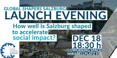 Global Shapers | Launch Event
