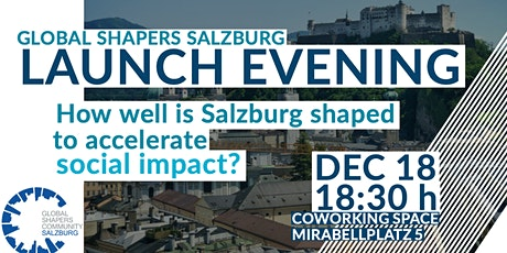 Global Shapers | Launch Event tickets