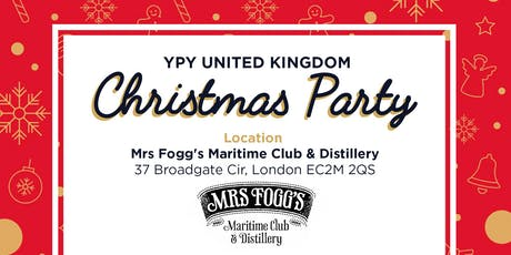 YPY CHRISTMAS PARTY tickets