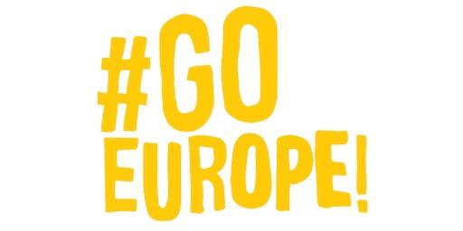 #GoEurope! L'UE per lavorare