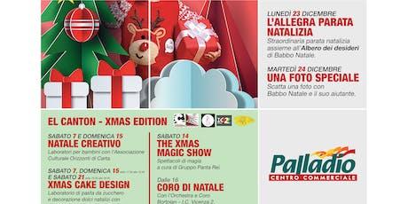 L'ALLEGRA PARATA NATALIZIA @MY TRADITIONAL XMAS! biglietti