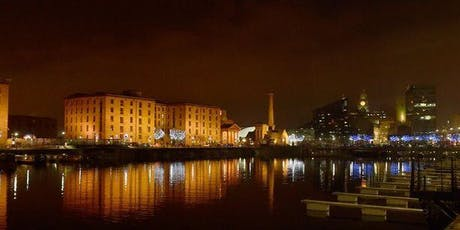 Liverpool Docklands Evening Photowalk - Meet up tickets