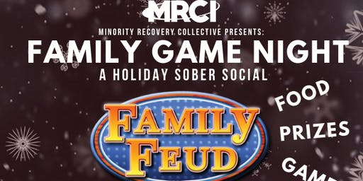 MRCI Holiday Social: Family Feud Edition