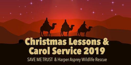Save Me Trust & Harper Asprey Wildlife Christmas Carol Service 2019