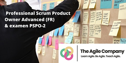Formation Professional Scrum Product Owner Advanced & examen PSPO-2