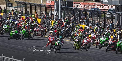 St George Motorcycle Club Road Racing Round 3 of 3