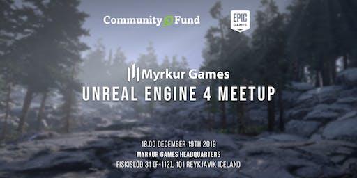 Myrkur Games UE4 Meetup
