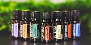 Natural Solutions with Essential Oils