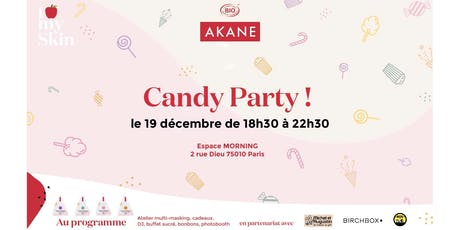 CANDY PARTY AKANE tickets