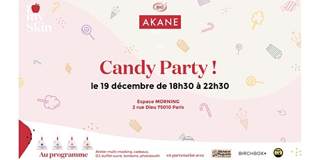 CANDY PARTY AKANE billets