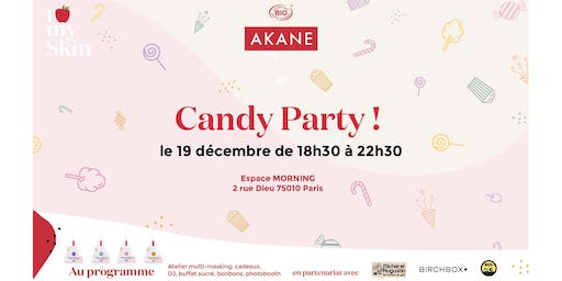 CANDY PARTY AKANE