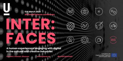 Inter:faces - 3rd smARTplaces conference 2020