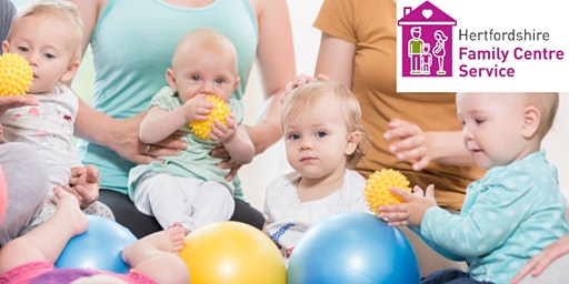 Baby Sing & Play 1.30pm (St Nicholas and Martinswood Family Centre)