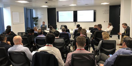 UK Civil Infrastructure User Group Meeting - Hosted by ARUP, London tickets