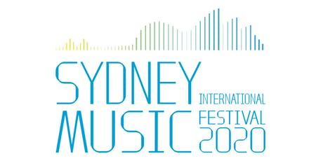 Sydney International Music Festival Concert 1 tickets