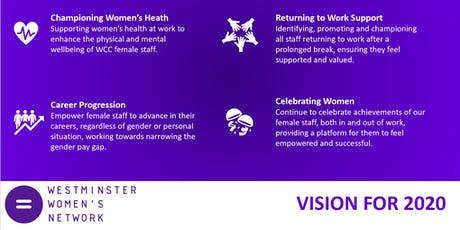 Vision 2020 Launch Event: Women's Network tickets