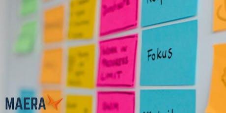 Agile Methoden verstehen und anwenden - Tagesworkshop tickets
