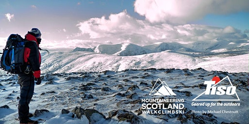 Winter mountain lecture - Tiso Aviemore
