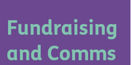 Fundraising and Communications Forum tickets